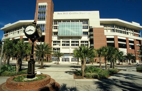 Ben Hill Griffin Stadium.University of Florida.Gainesville, Florida