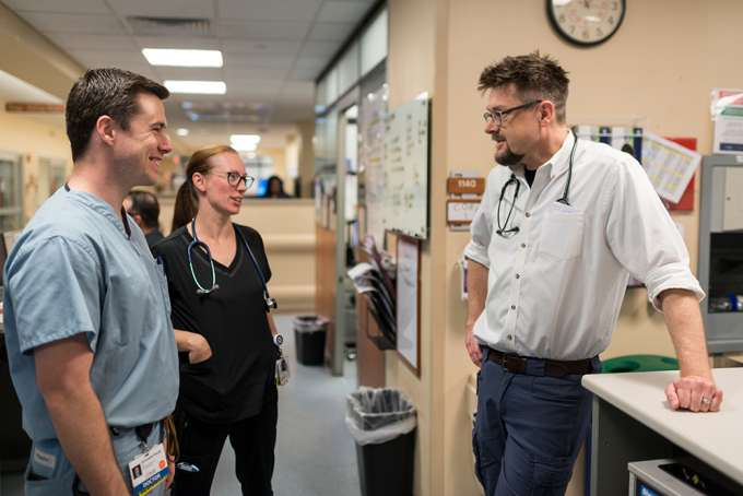 Emergency Medicine Residency